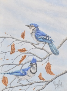 Fall Blue Jays